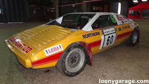lotus esprit s1 rally car youtube