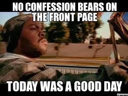 Confession Bear Meme Generator - murica weknowmemes generator