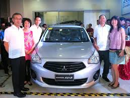 mitsubishi mirage sedan mitsubishi philippines reveals mirage g4 sedan and prices