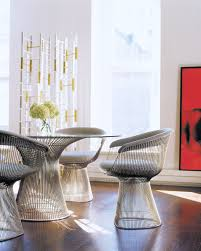 platner table mid century modern furniture design home interior