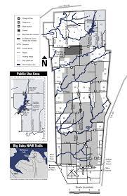 Hunt Maps Turkey Hunt At Big Oaks Big Oaks U S Fish And Wildlife Service