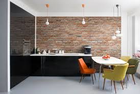 blog photomurals for your kitchen stone wall natural materials photomurals