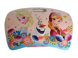 Kids Storage Lap Desk by Amazon Com Disney Frozen Elsa Anna And Olaf Lap Desk W
