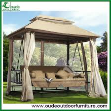 Swings For Patios With Canopy Luxury Patio Swing Luxury Patio Swing Suppliers And Manufacturers