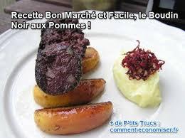 Comment Cuisiner Du Boudin Noir Recette Bon Marché Et Facile Le Boudin Noir Aux Pommes