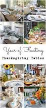 Thanksgiving Table Settings by Cozy U0026 Natural Thanksgiving Table Setting The Diy Mommy