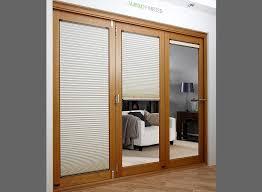 Doors With Internal Blinds Sophisticated Internal Bifold Door Blinds Gallery Best