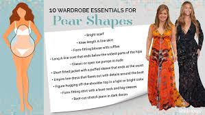 shoulder length hair for women with pear shaped faces a handy dandy guide to help you finally figure out which body