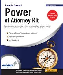 Special Power Of Attorney Format India by Durable General Power Of Attorney Estate Planning Series