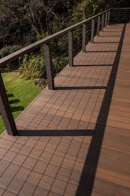 composite decking that looks like real wood the best looking