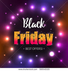 best blurry black friday deals beautiful shiny miracle background eps10 stock vector 157178768