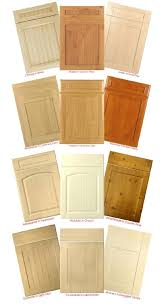 Kitchen Cabinet Door Materials Wooden Kitchen Cabinet Doors 13 With Wooden Kitchen Cabinet Doors