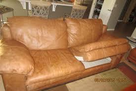 Leather Sofa Cushions Leather Sofa Restuffing Www Elderbranch