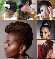 mzansi hair style wedding hairstyle bride in africa