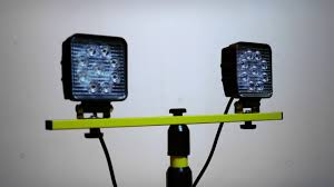 the best led work light on the planet youtube