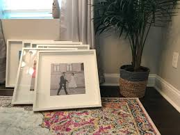how to make a diy instagram feature wall with ikea frames u2013 honeystuck