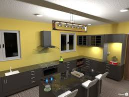 gray kitchen cabinets yellow walls kitchen golden walls and grey cabinets free