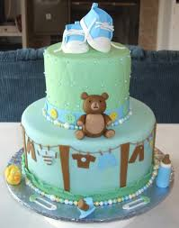 boy baby shower cake by pastry panda on cakecentral com cakes
