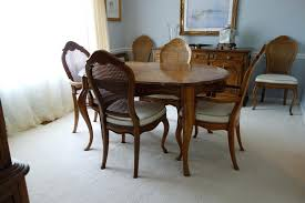 french provincial dining room furniture for sale table and chairs