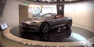 Galpin Gtr1 Galpin Motors This Aston Martin Dealership U0026 Vault Is Very James