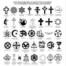 native american headstone symbols