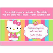 hello kitty birthday card template free hello kitty birthday