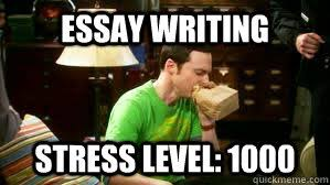 Essay Memes - my first meme sadly essay stress induced story of my life