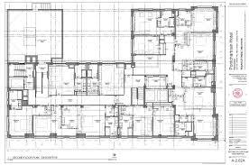 Renovation Floor Plans by Pontchartrain Hotel Renovation Plans Revealed 2031 St Charles