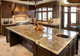 granite countertops ideas kitchen granite kitchen countertop ideas home design and home decoration