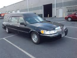 hearse for sale funeral for sale 2000 lincoln lincoln town car hearse 818 in