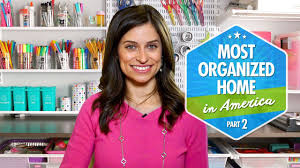 most organized home in america part 2 by professional organizer