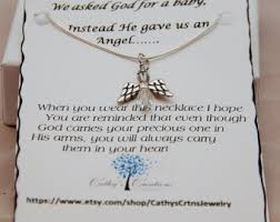remembrance jewelry baby miscarriage jewelry etsy