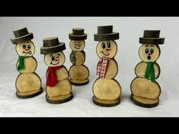 wooden snowman wood snowman decorations a simple how to diy tutorial