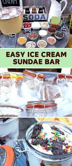 sundae bar toppings ice cream bar toppings best sundae bar ideas on ice cream bar