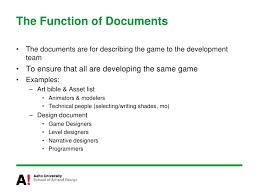 game design lecture1 design