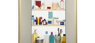 how to hang a medicine cabinet how to install a surface mount medicine cabinet doityourself com
