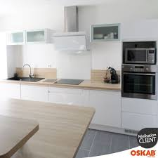 photo cuisine design cuisine ikea blanche et bois awesome 118 best kitchen design