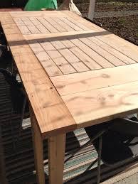 patio table ideas home design wood patio furniture ideas landscape contractors