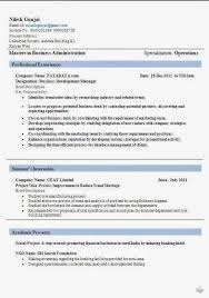 Objective For Mba Resume Best 25 Resume Career Objective Ideas On Pinterest Career