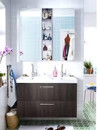 ikea mirror bathroommirror black brown width cm depth cm ikea