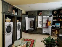 Laundry Room Storage Laundry Room Storage Cabinets With Doors Home Interiors