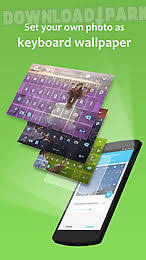 go keyboard apk file go keyboard emoji wallpaper android app free in apk