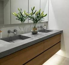Bathroom Vanity Worktops Bathroom Vanity Concrete Kitchen Worktops Concrete Vanity Sink