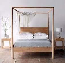4 Post Bed Frame Iolandapujol Hendrixandharlow Beds Rooms Pinterest