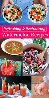Summer Lunch Menu Ideas For Entertaining - endless happy watermelon days livingonthewedge recipes