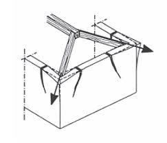 tetto padiglione le coperture spingenti ingegneria e dintorni