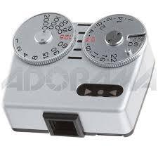 shoe light meter voigtlander vc meter ii shoe mounted light meter silver ad104a