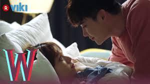 Cuddle In Bed W Ep 7 Lee Jong Suk U0026 Han Hyo Joo Cuddling In Bed Youtube