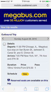 canap駸 3 2 places 2016橫貫美國巴士十日行 序 美國客運灰狗greyhound megabus訂票搭乘