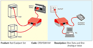 cat6 can i use a single cat 6 utp cable for both lan and